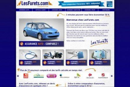 Comparer et choisir son assurance avec LesFurets.com