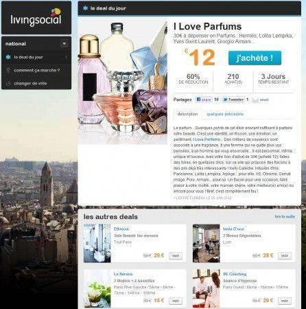 Living Social : un concurrent à groupon pour les bons plans