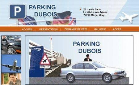 Parking Moins Cher CDG